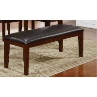 Brown Cherry Dining Bench - Colin Collection