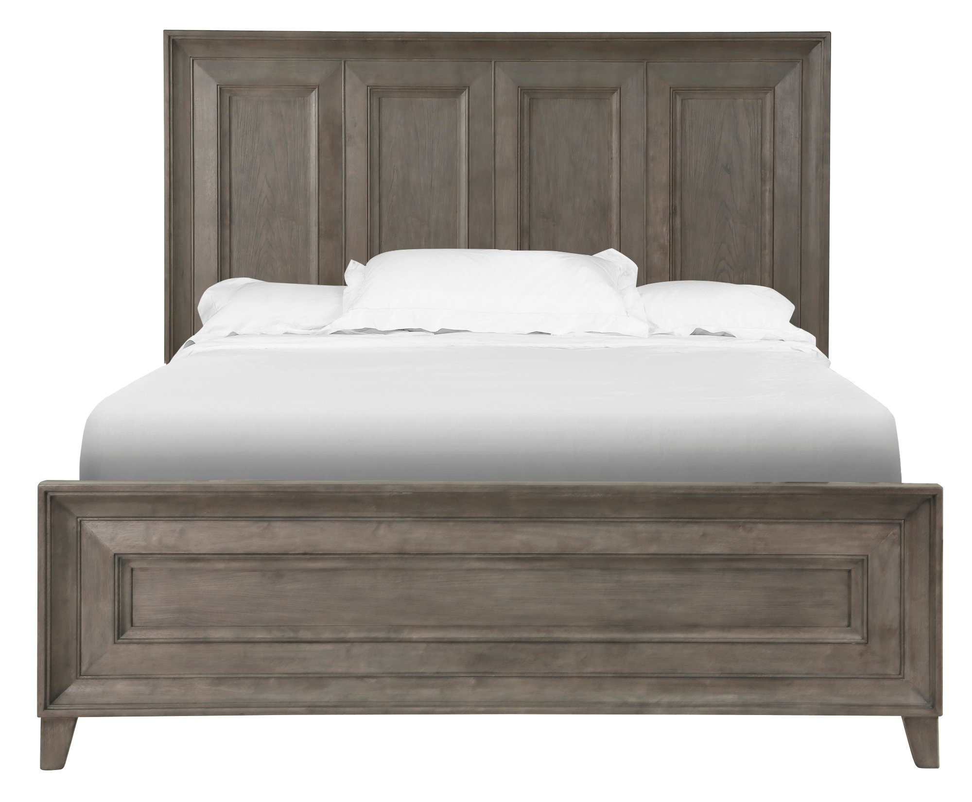 Driftwood Classic Shaker 6 Piece Queen Bedroom Set - Talbot | RC ...