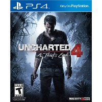 PS4/UNCHARTED4:THIEF Uncharted 4: A Thief's End - PS4