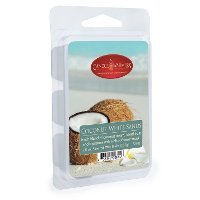 Coconut White Sands 2.5oz Wax Melt - Candle Warmers