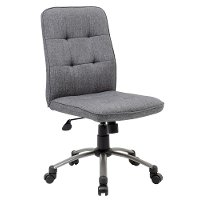 Slate Gray Office Chair