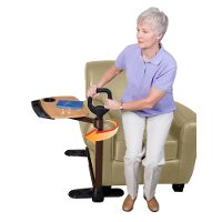 2050 Black Assist-A-Tray - Cane Collection