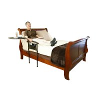 5900 Black Independence Bed Table