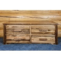 MWHCSCSL 4-Drawer Dresser - Homestead