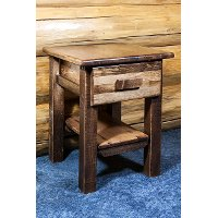 MWHCNDSL Nightstand with Drawer - Homestead