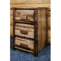 MWHCN3DSL 3-Drawer Nightstand - Homestead