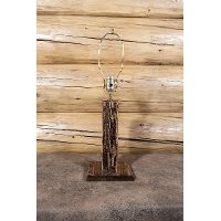 MWHCLPSL Rustic Table Lamp - Homestead
