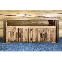 MWHCTVSL Rustic TV/Media Stand - Homestead