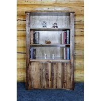 MWHCBCSL Bookcase with Storage - Homestead