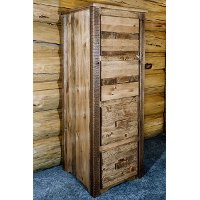 MWHCFCSL 4 Drawer File Cabinet - Homestead