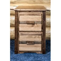 MWHCFC2SL 2 Drawer File Cabinet - Homestead