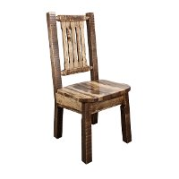 MWHCKSCNSL Rustic Side Chair - Homestead