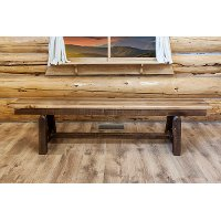 MWHCPSB6SL Plank Style Bench (6 Foot) - Homestead