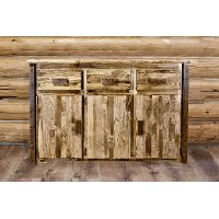 MWHCSBSL Rustic Side Board - Homestead