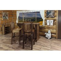 MWHCBWRDSL Homestead Deluxe Rustic Bar