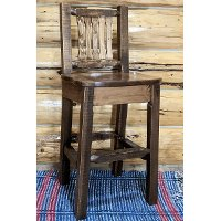 MWHCBSWNRSL Slatback Bar Stool - Homestead