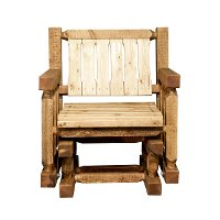 MWHCSSGNRSL Outdoor Single Seat Glider - Homestead