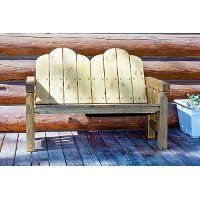MWHCDBSL Outdoor Deck Bench - Homestead