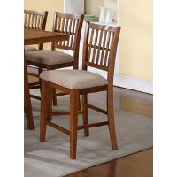 Brown Counter Stool - Jaren Collection