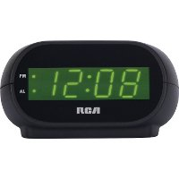 RCD20 RCA Digital Alarm Clock with Night Light
