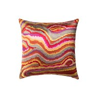 Multi Color Throw Pillow