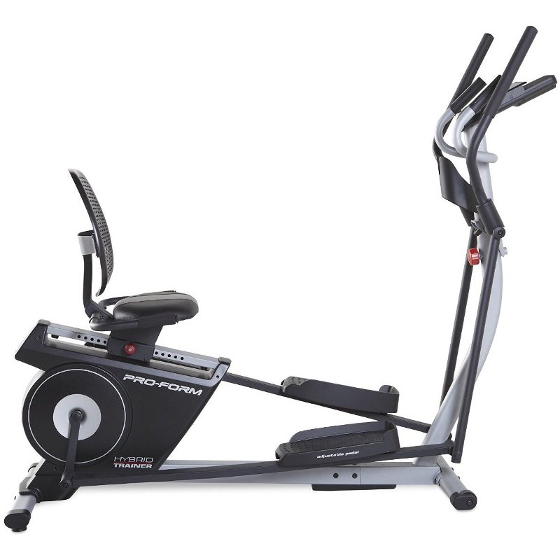 ProForm Elliptical and Recumbent Exercise Bike Hybrid