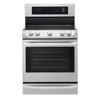 LRE4213ST LG Electric Range - 6.3 cu. ft Stainless Steel