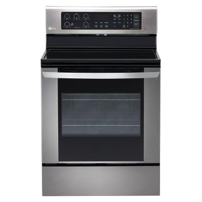 LRE3061ST LG Electric Range with Fan Convection - 6.3 cu. ft. Stainless Steel