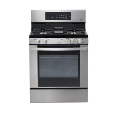 LRG3061ST LG 5.4 cu. ft. Gas Range with EasyClean - Stainless Steel
