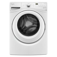 WFW75HEFW Whirlpool Front Load Washer with Smooth Wave Drum - 4.5 cu. ft. White