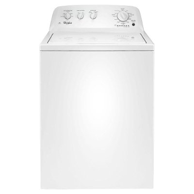 WTW4616FW Whirlpool Agitator Top Load Washer -  3.5 cu. ft. White
