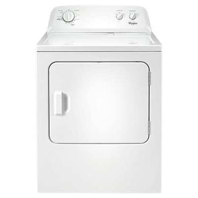 WED4616FW Whirlpool Electric Dryer - 7.0 cu. ft. White