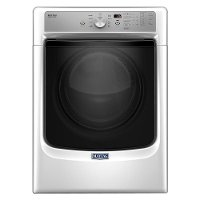 MED5500FW Maytag Electric Dryer with PowerDry System - 7.4 cu. ft. White