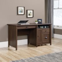 Rum Walnut Computer Desk - County Line