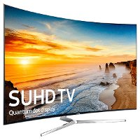 UN65KS9500FXZA Samsung KS9500 9-Series 65  Curved 4K SUHD TV