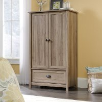 Salt Oak Armoire - County Line