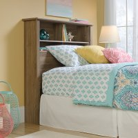 Salt Oak Twin Storage Headboard - County Line