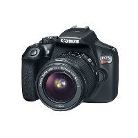 1159C003 Canon EOS Rebel T6 DSLR Digital Camera with 18-55mm Lens