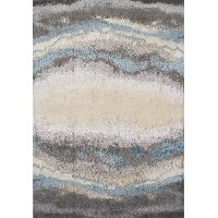 5 x 8 Medium Pewter Gray Area Rug - Lavita