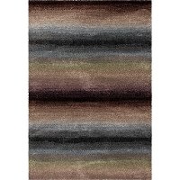 8 x 11 Large Multi-Colored Area Rug - Wild Weave