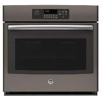 JT3000EJES GE 30 Inch Single Wall Oven - 5.0 cu. ft. Slate