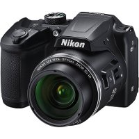 26506 Nikon COOLPIX B500 Black 16MP Compact Digital Camera