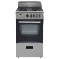ER20P3SG Avanti  20 Inch 2.1 cu. ft. Electric Range - Stainless Steel