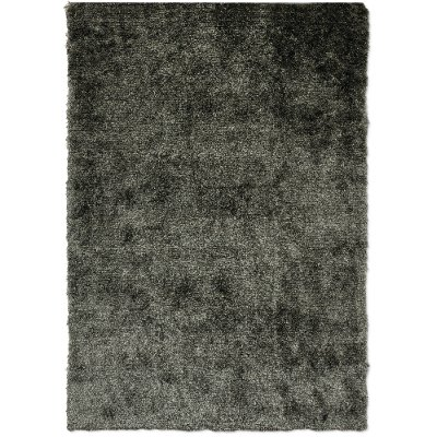 8 X 10 Large Gray And Teal Area Rug Living Shag Rc Willey
