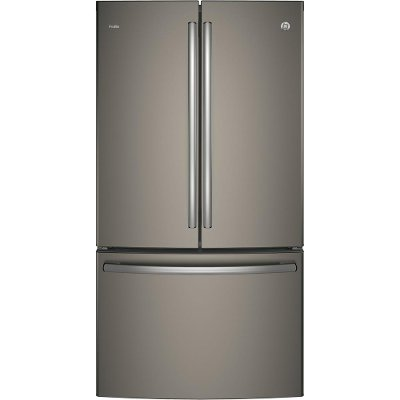 Ge Profile French Door Refrigerator 36 Inch Stainless Steel