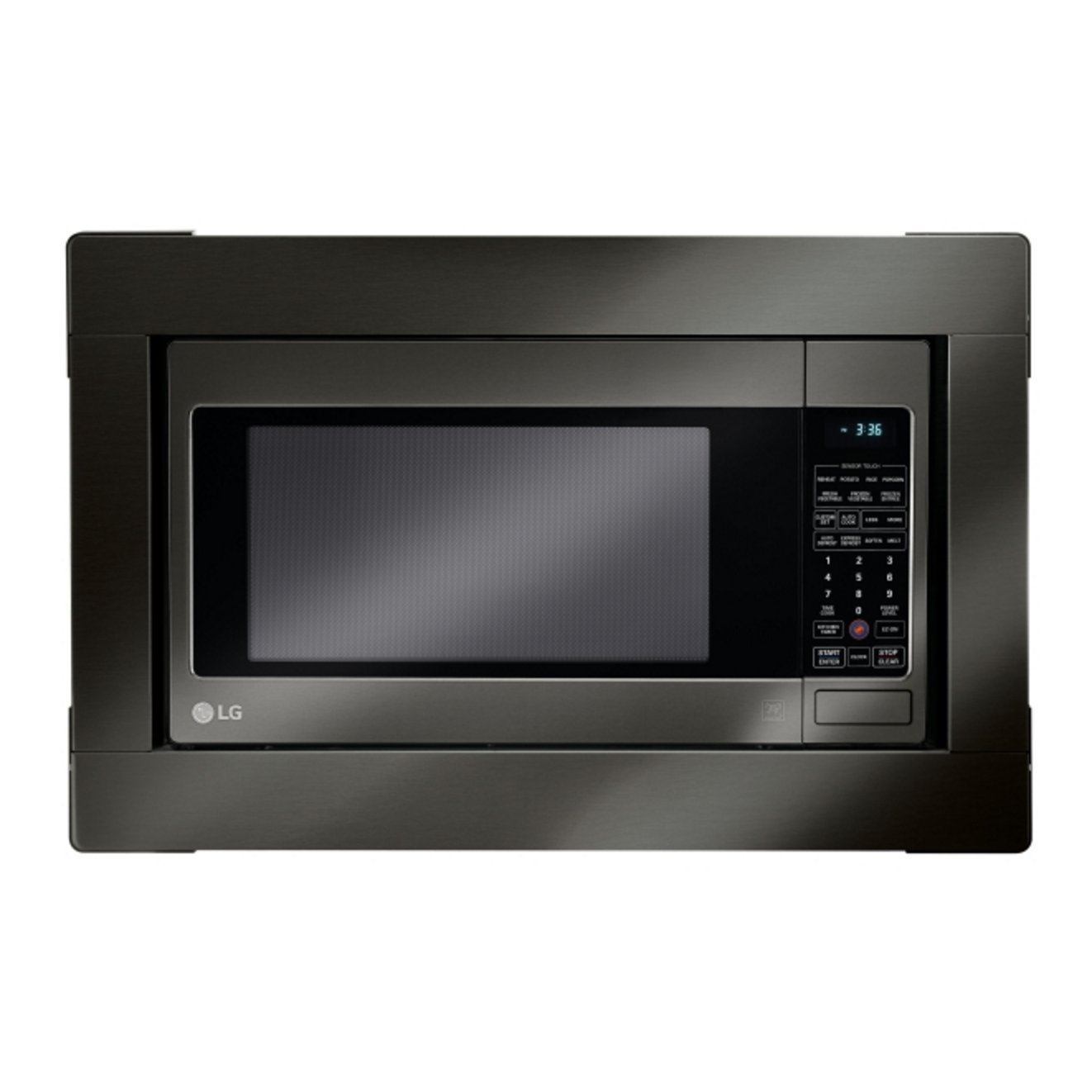 LG 30 Inch Black Stainless Steel Microwave Trim Kit | RC Willey Furniture  Store