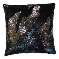 Cobalt 20 Inch Mermaid Throw Pillow