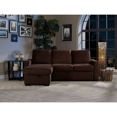 Serta Chester Convertible Sectional Sofa Bed