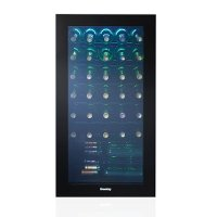DWC032A2BDB Danby 36 Bottle Wine Cooler - Black