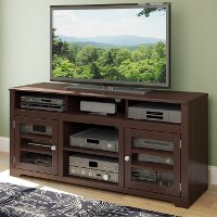 Dark Espresso TV Stand (60 Inch) - West Lake